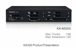 Panasonic NS 300 IP Hybrid Pbx